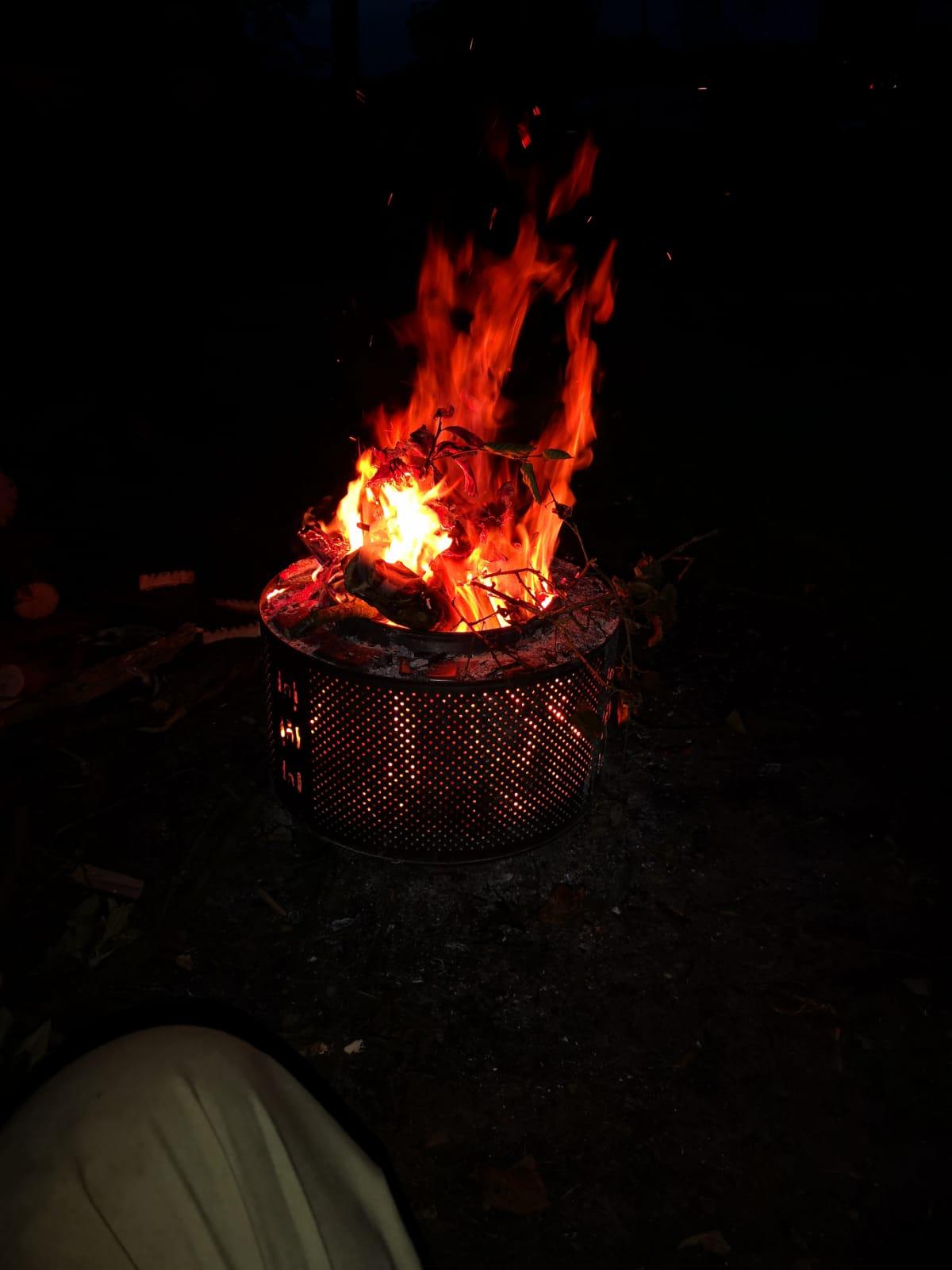 fire basket